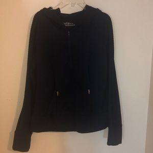Navy Zella jacket medium